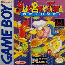 GB: BURGERTIME DELUXE (GAME)
