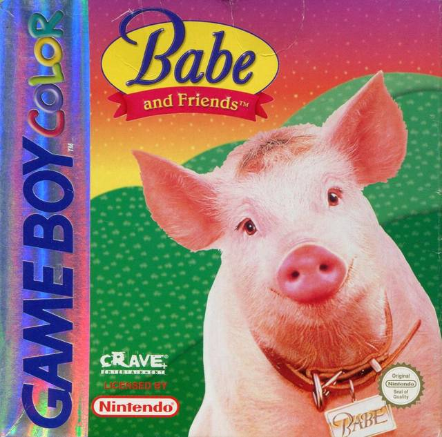 GBC: BABE AND FRIENDS (GAME)