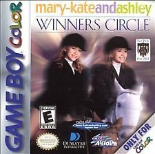 GBC: MARY-KATE AND ASHLEY: WINNERS CIRCLE (GAME)