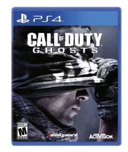 PS4: CALL OF DUTY GHOSTS (COMPLETE)
