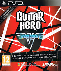 PS3: GUITAR HERO VAN HALEN (COMPLETE)