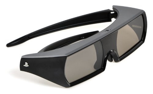 PS3: 3-D GLASSES (USED)