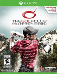 XB1: GOLF CLUB; THE: COLLECTORS EDITION (COMPLETE)