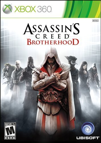 360: ASSASSINS CREED BROTHERHOOD (COMPLETE)