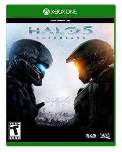 XB1: HALO 5 GUARDIANS LIMITED COLLECTORS EDITION (NM) (COMPLETE)