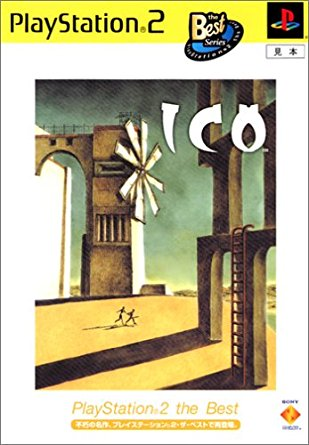 PS2: ICO (JAPAN IMPORT) (COMPLETE)