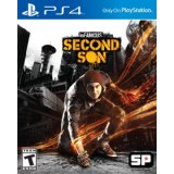 PS4: INFAMOUS SECOND SON// LIMITED EDITION (NM) (COMPLETE)