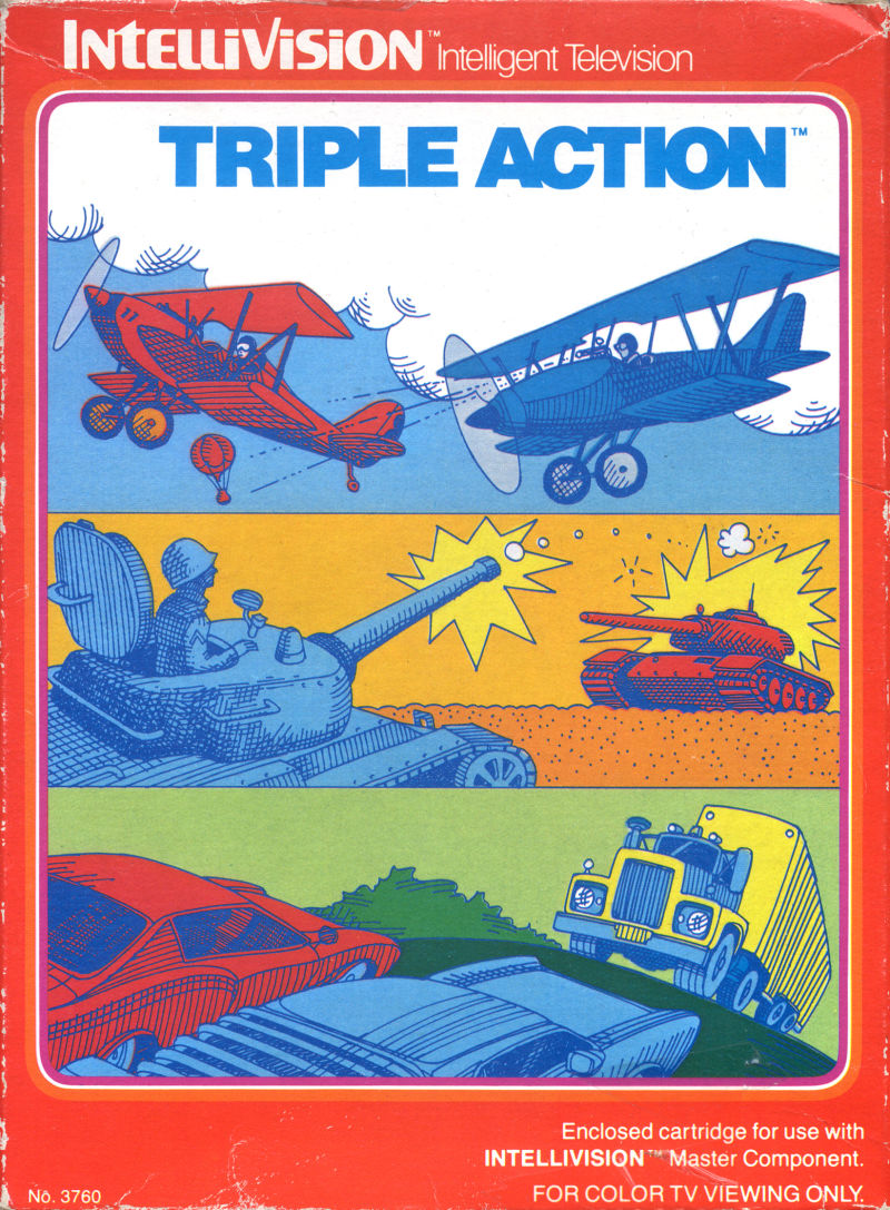 INT: TRIPLE ACTION (GAME)