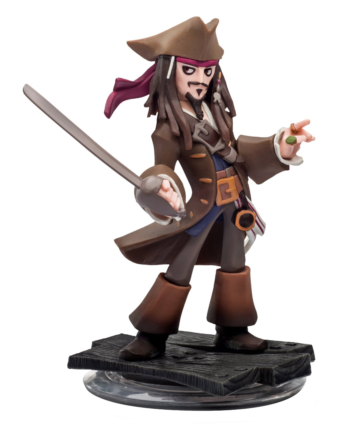 FIG: DISNEY INFINITY 1.0: JACK SPARROW (USED)