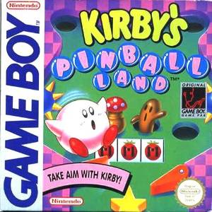 GB: KIRBYS PINBALL LAND (GAME)