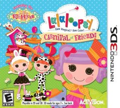 3DS: LALALOOPSY: CARNIVAL OF FRIENDS (GAME)