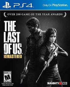 PS4: LAST OF US; THE REMASTERED (NEW)