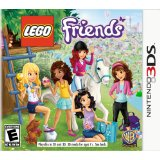 3DS: LEGO FRIENDS (COMPLETE)