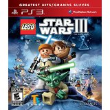 PS3: LEGO STAR WARS III CLONE WARS (COMPLETE)
