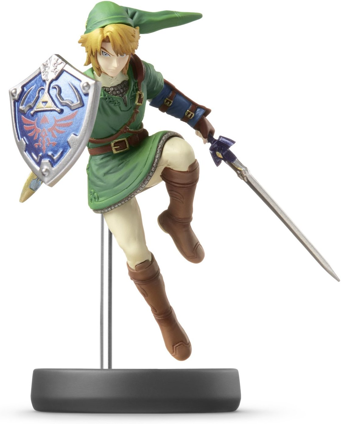 FIG: AMIIBO - SMASH BROS. - TOON LINK (USED)