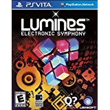 PSV: LUMINES: ELECTRIC SYMPHONY (GAME)