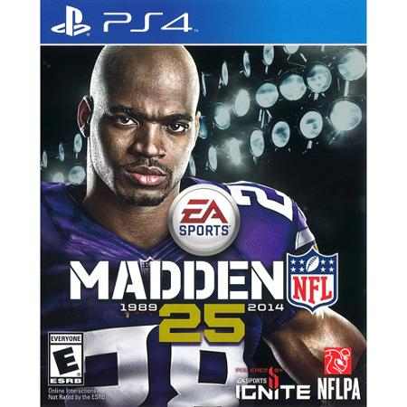 PS4: MADDEN NFL 25 (COMPLETE)
