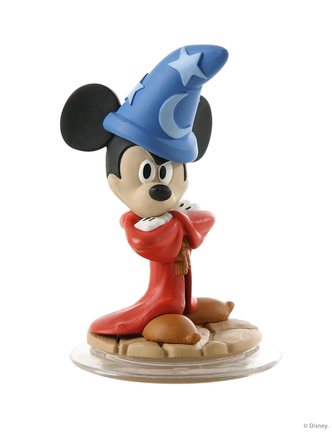 FIG: DISNEY INFINITY 1.0: MICKEY - SORCERERS APPRENTICE (USED)