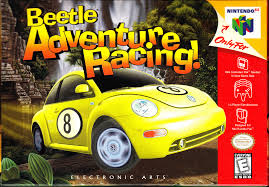 N64: BEETLE ADVENTURE RACING (GAME)