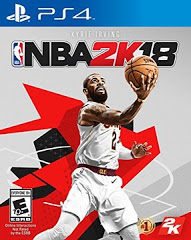 PS4: NBA 2K18 (NM) (COMPLETE)