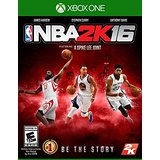 XB1: NBA 2K16 (NM) (COMPLETE)