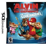 NDS: ALVIN AND THE CHIPMUNKS THE SQUEAKUEL (GAME)