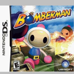 NDS: BOMBERMAN (GAME)