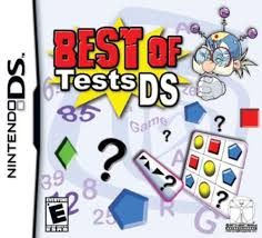 NDS: BEST OF TESTS DS (GAME)