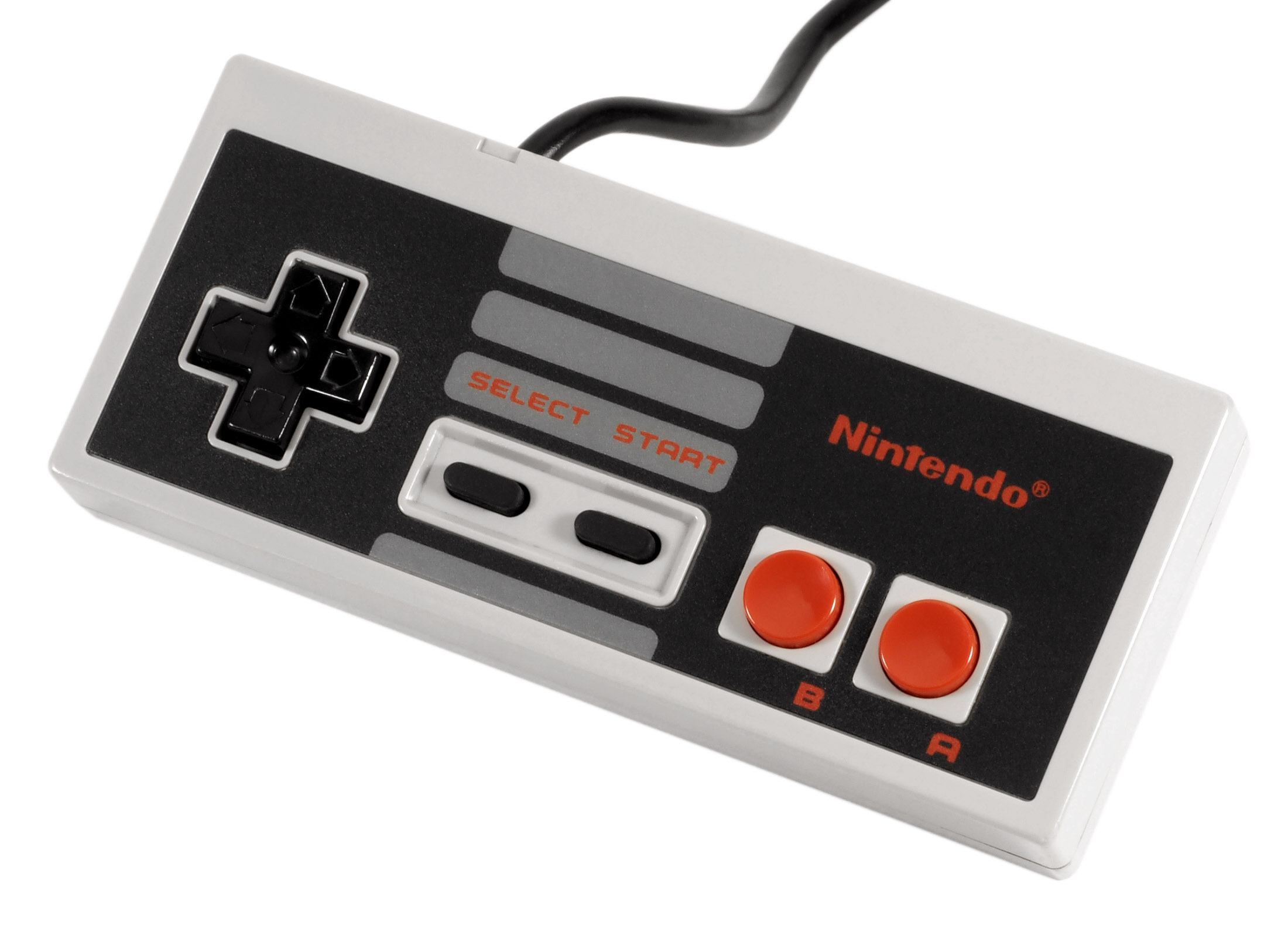 NES: CONTROLLER - GENERIC (USED)