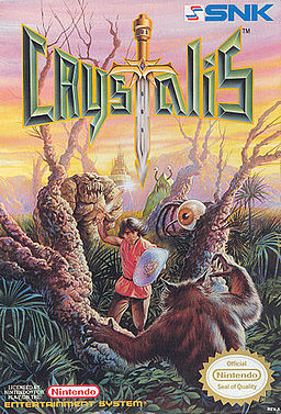 NES: CRYSTALIS (GAME)