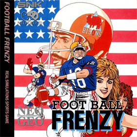 NGCD: FOOTBALL FRENZY (US) (NO INSERT)