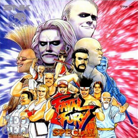 NGCD: FATAL FURY SPECIAL (US) (COMPLETE)
