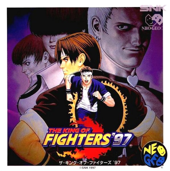 NGCD: KING OF FIGHTERS 97; THE (JP) (COMPLETE)