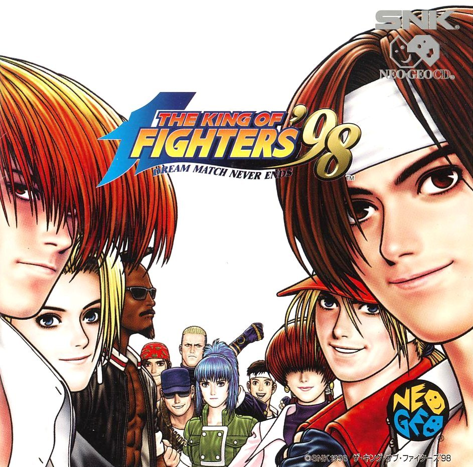 NGCD: KING OF FIGHTERS 98; THE (JP) (COMPLETE)