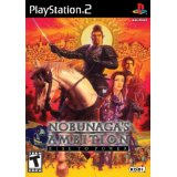 PS2: NOBUNAGAS AMBITION: RISE TO POWER (BOX)