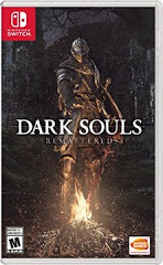 NS: DARK SOULS REMASTERED (NM) (COMPLETE)
