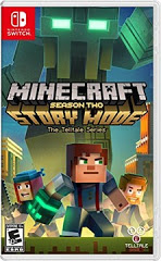 NS: MINECRAFT STORY MODE: SEASON TWO TELLTALE SERIES (COMPLETE)