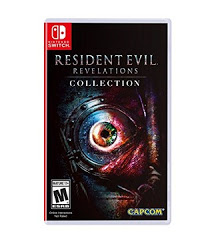 NS: RESIDENT EVIL REVELATIONS COLLECTION (NM) (COMPLETE)