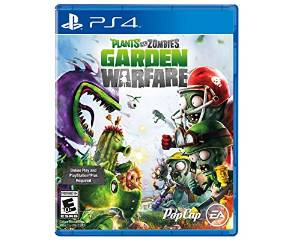 PS4: PLANTS VS ZOMBIES: GARDEN WARFARE (ONLINE ONLY) (NM) (COMPLETE)