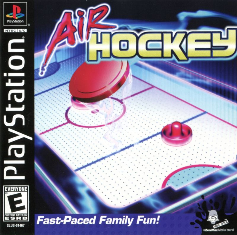 PS1: AIR HOCKEY (COMPLETE)