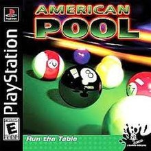 PS1: AMERICAN POOL (COMPLETE)