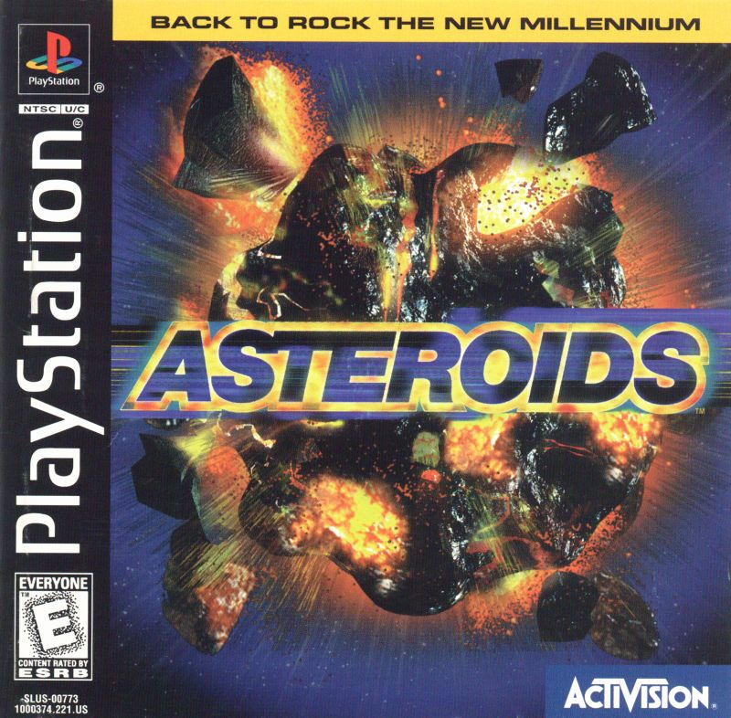 PS1: ASTEROIDS (COMPLETE)