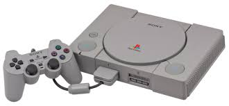 PS1: CONSOLE - MODEL SCPH-9001 - INCL: 1 CTRL; HOOKUPS - COSMETIC DAMAGE (USED)