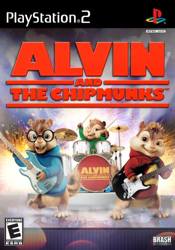 PS2: ALVIN AND THE CHIPMUNKS (COMPLETE)
