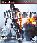 PS3: BATTLEFIELD 4 (COMPLETE)