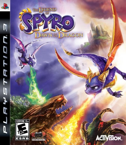 PS3: LEGEND OF SPYRO; THE: DAWN OF THE DRAGON (GAME)
