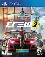 PS4: CREW 2; THE (NM) (NEW)