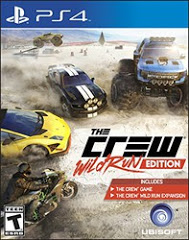 PS4: CREW; THE: WILD RUN EDITION (NM) (COMPLETE)
