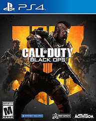 PS4: CALL OF DUTY BLACK OPS IIII (NM) (COMPLETE)