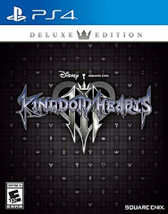 PS4: KINGDOM HEARTS III DELUXE EDITION (NEW)